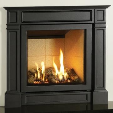 Gazco Riva2 530 Ellingham Balanced Flue Gas Fireplace